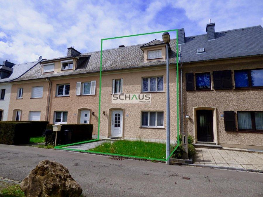 acheter maison jumelée 3 chambres 120 m² luxembourg photo 1