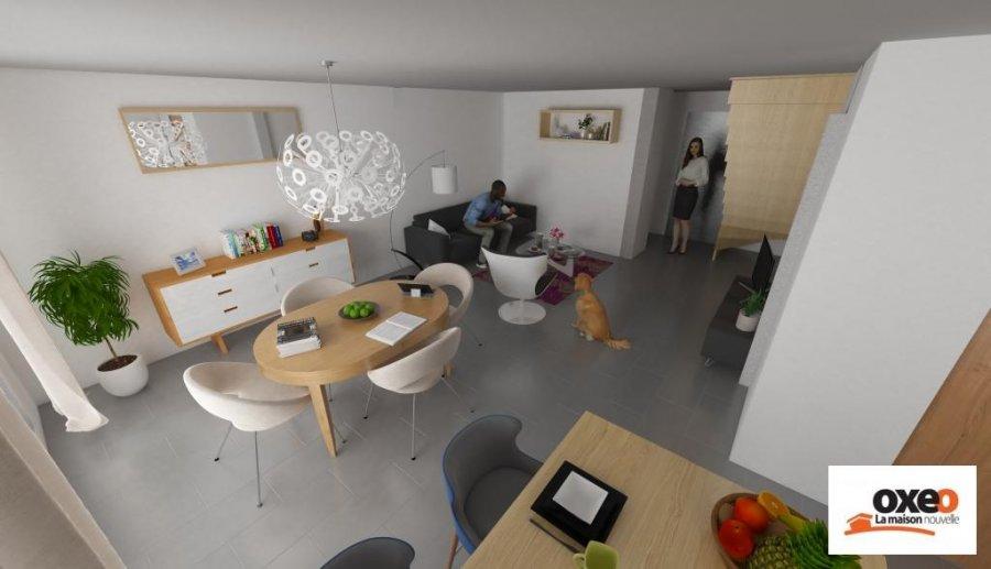 acheter maison individuelle 5 pièces 101 m² blénod-lès-pont-à-mousson photo 2