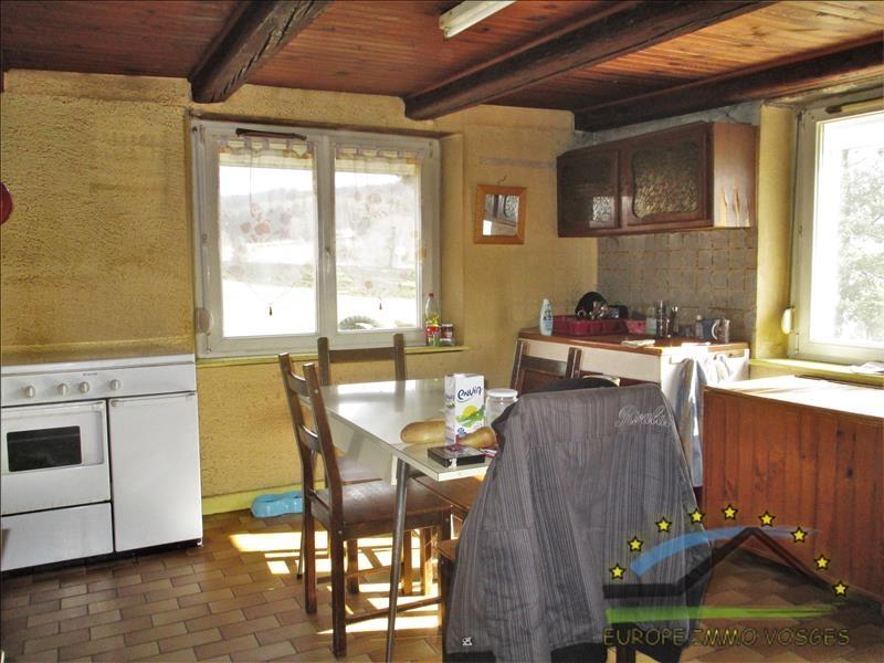 Maison individuelle en vente biffontaine 91 m 55 for Prix fenetre double vitrage bois