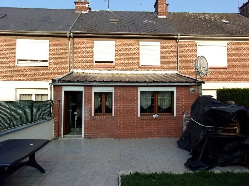 Maison individuelle en vente trith saint l ger 90 m for Acheter maison individuelle nord