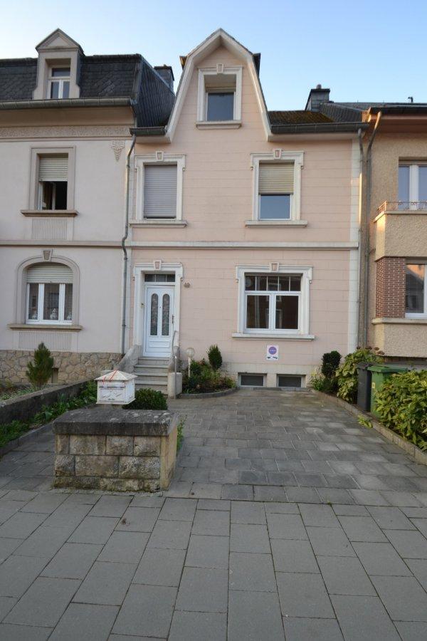 reihenhaus kaufen 3 schlafzimmer 133.5 m² rumelange foto 1