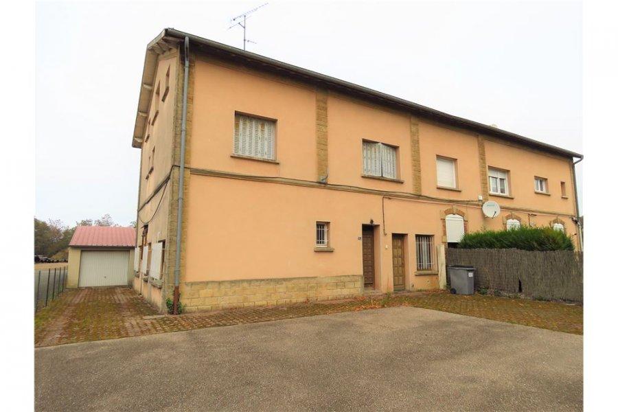 acheter maison 10 pièces 170 m² tucquegnieux photo 1