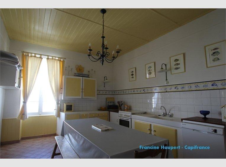 vente maison 7 pi ces l 39 le d 39 yeu vend e r f 5322263. Black Bedroom Furniture Sets. Home Design Ideas