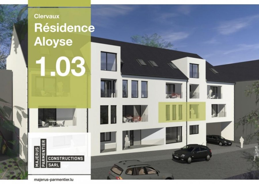 acheter appartement 1 chambre 67.47 m² clervaux photo 1