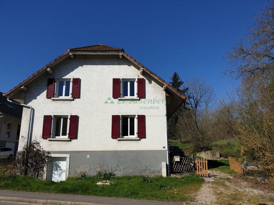 Maison à vendre F6 à Mooslargue