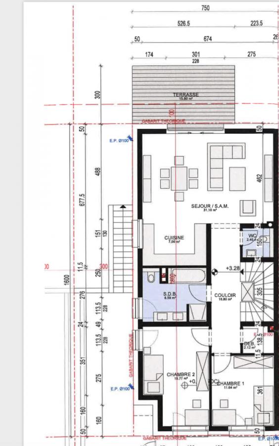 acheter maison individuelle 4 chambres 160 m² vichten photo 3