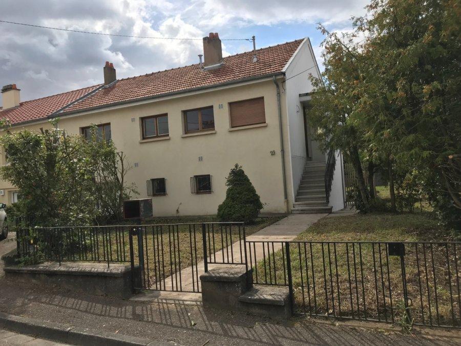 Maison mitoyenne à louer F5 à Montigny-lès-Metz