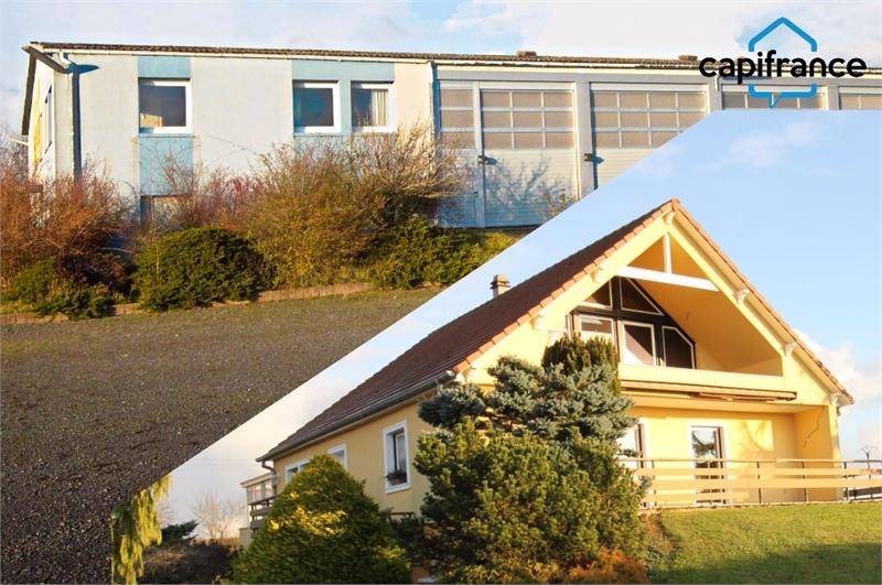 acheter entrepôt 0 pièce 800 m² sarre-union photo 1