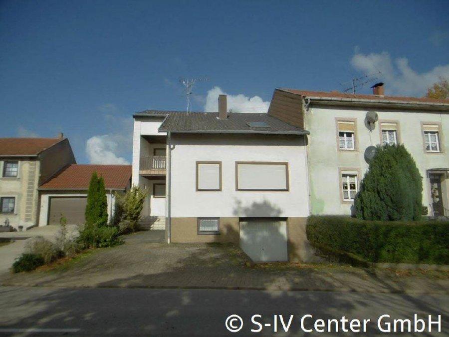 haus kaufen 7 zimmer 130 m² rehlingen-siersburg foto 1