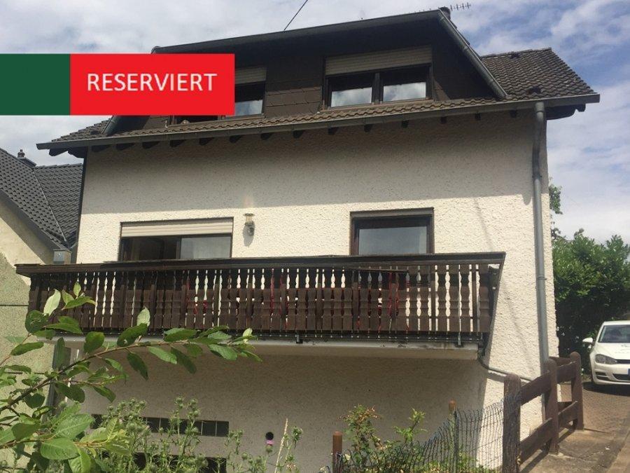 acheter maison 4 pièces 130 m² nittel photo 1