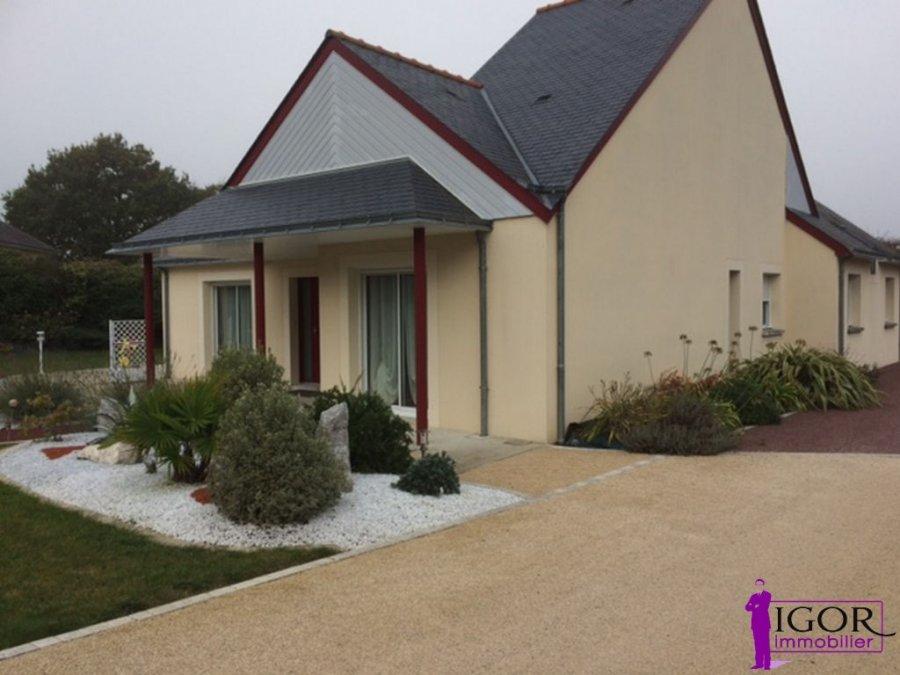 Maison à vendre F6 à Chateaubriant