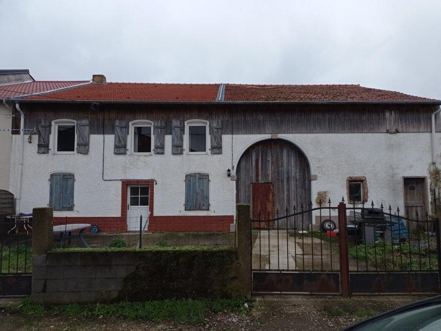 Maison à vendre F6 à Helstroff