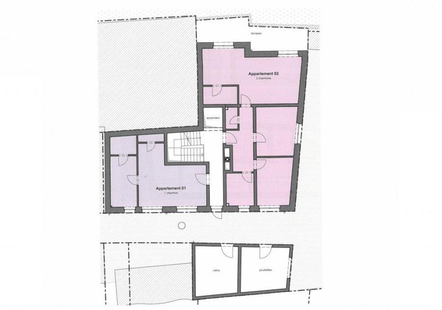 acheter appartement 2 chambres 81 m² diekirch photo 3