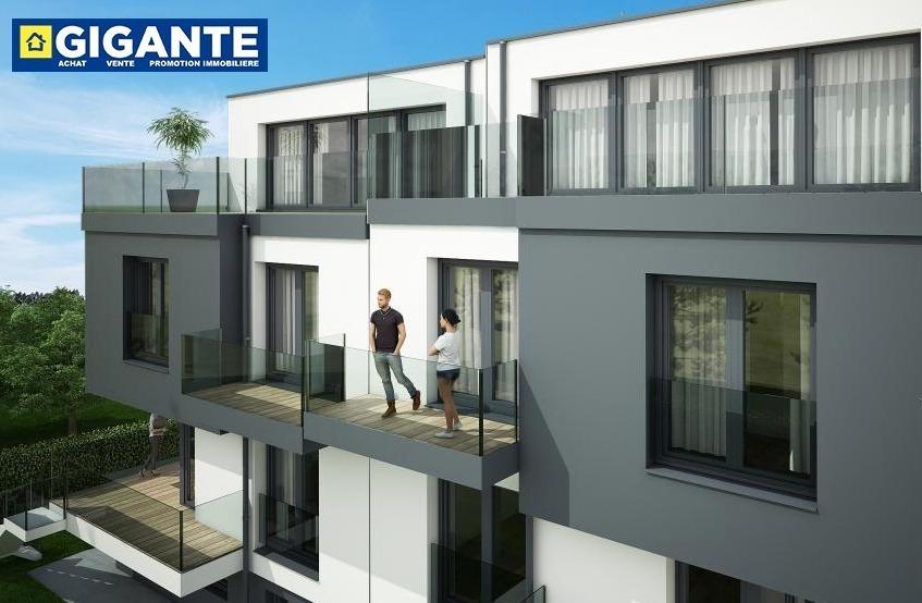 Appartement à vendre 2 chambres à Hellange