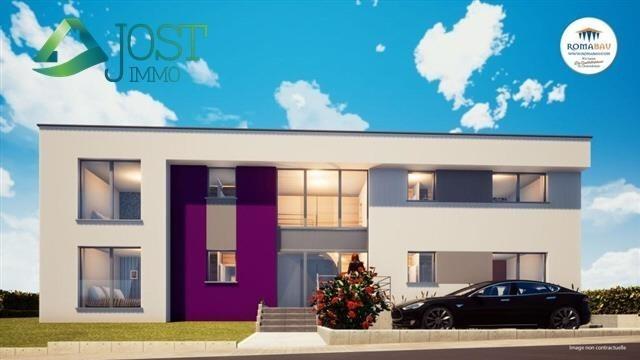 acheter appartement 2 chambres 94 m² brouch (mersch) photo 4