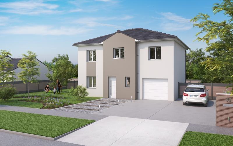 acheter maison 5 pièces 110 m² berviller-en-moselle photo 1