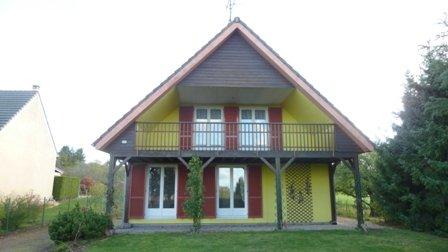 Maison à vendre F8 à Maizieres-les-vic