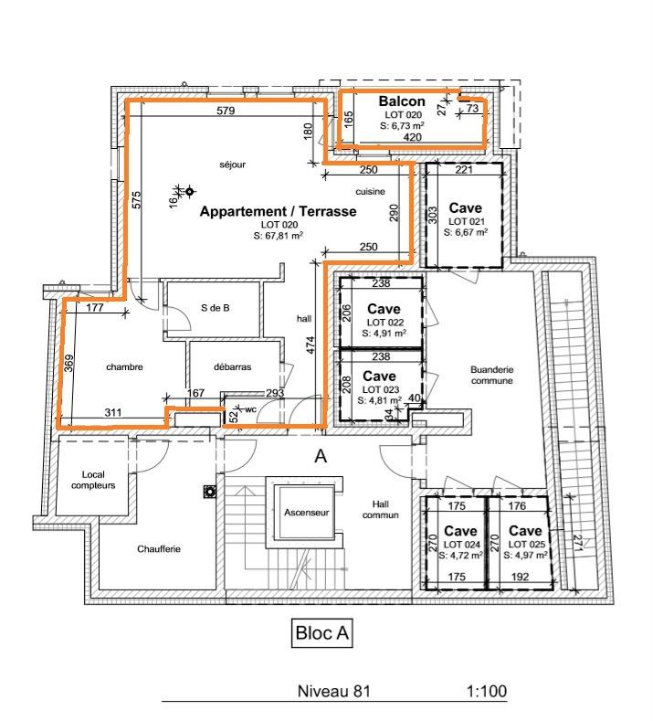 acheter appartement 1 chambre 67.81 m² wiltz photo 1