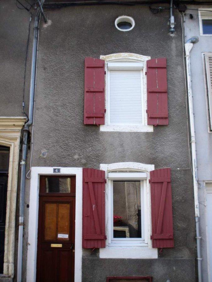 acheter maison 3 pièces 1 m² stenay photo 1