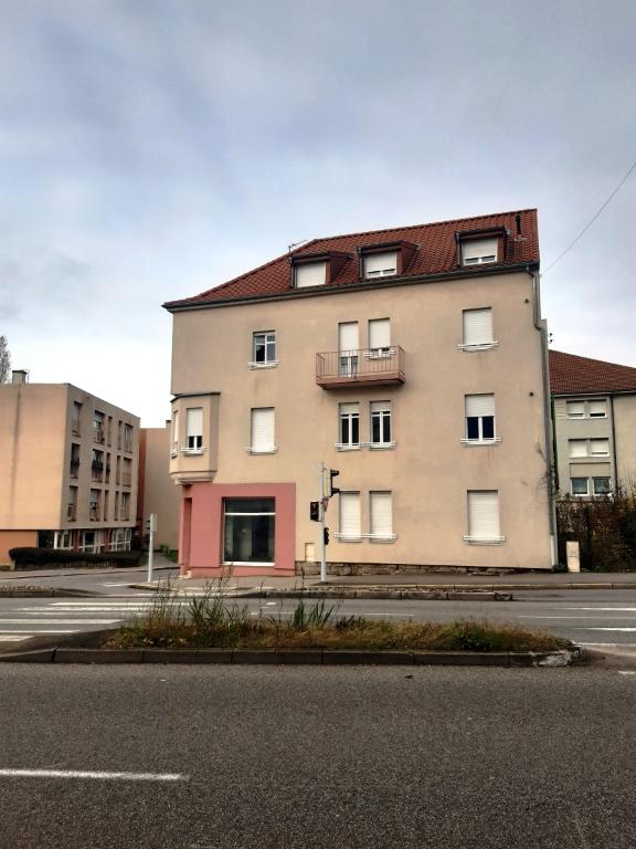 Immeuble de rapport à vendre à Forbach