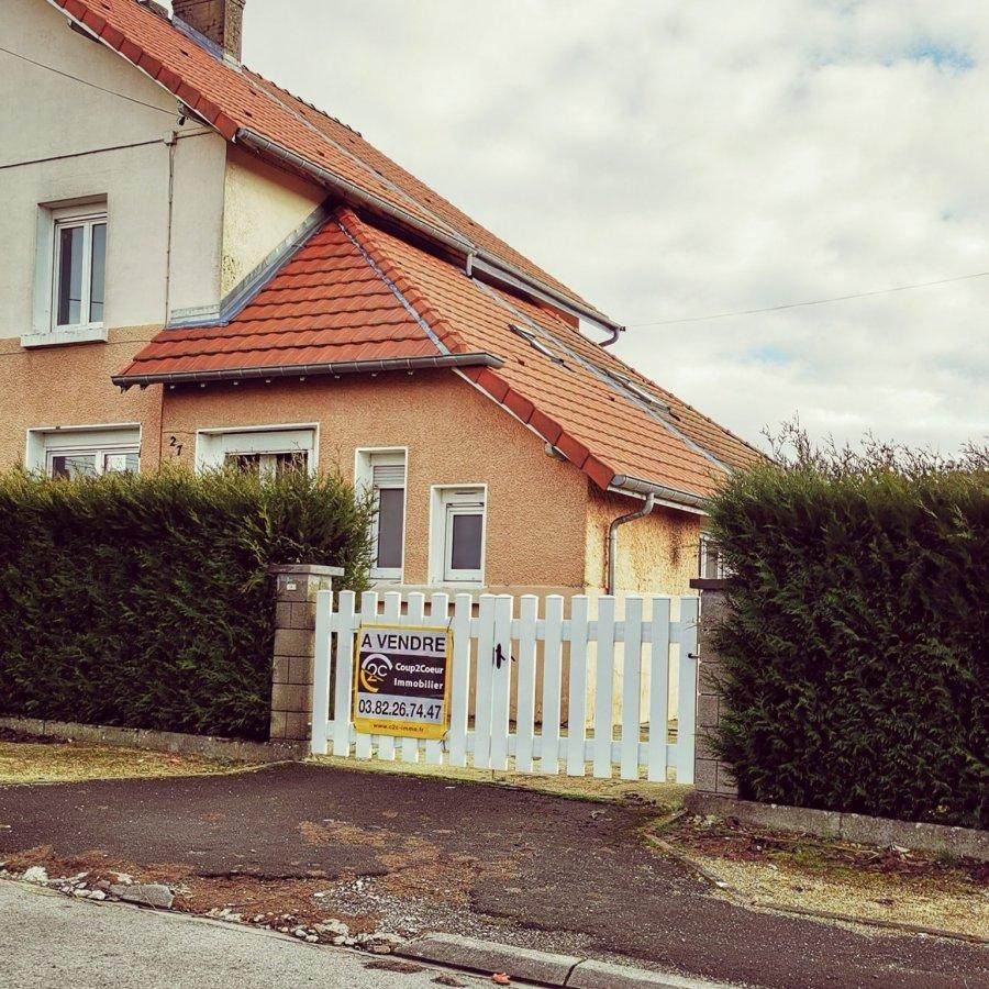 acheter maison 3 pièces 80 m² réhon photo 1