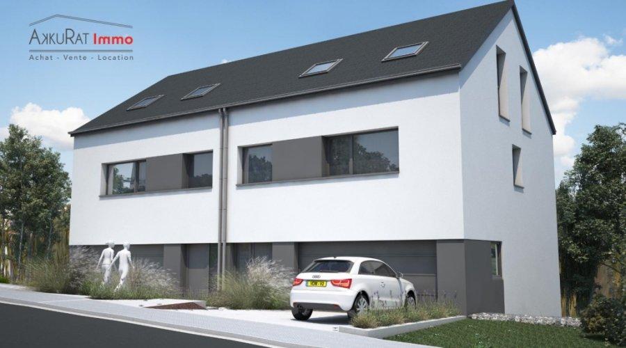 acheter maison jumelée 3 chambres 243 m² hobscheid photo 2