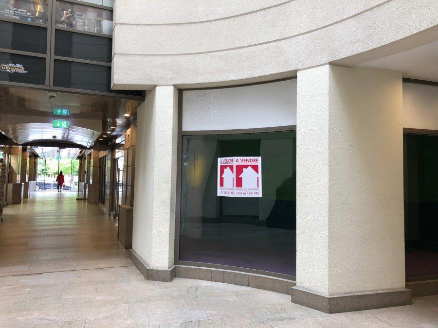 Local commercial à vendre à Luxembourg-Centre ville