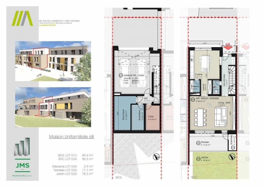 acheter maison individuelle 3 chambres 310.1 m² bridel photo 3