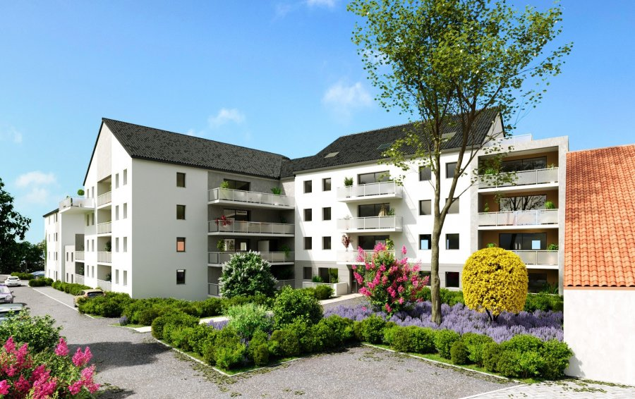 acheter appartement 2 pièces 44.39 m² coin-lès-cuvry photo 2