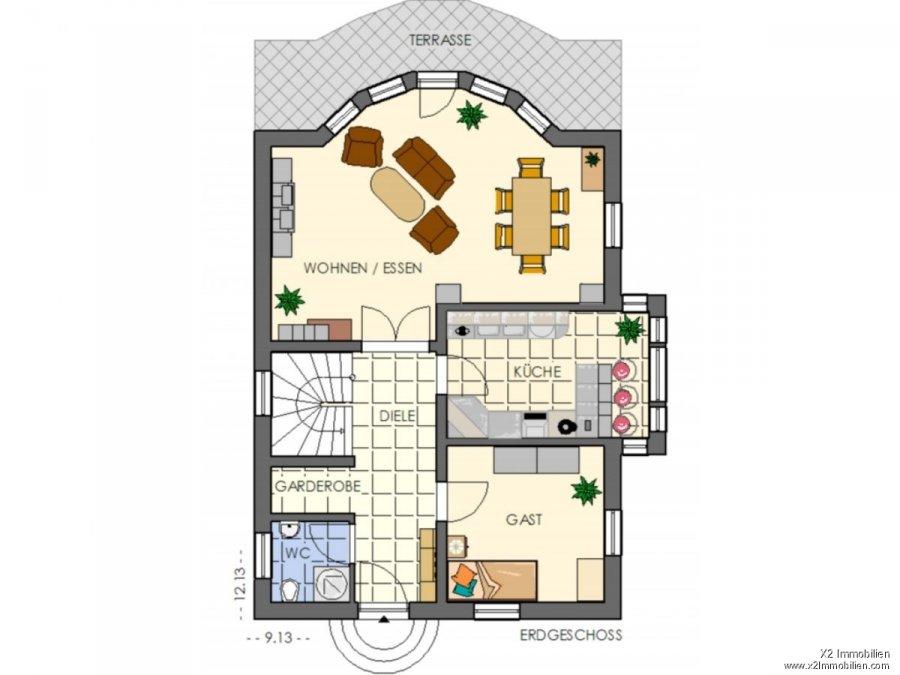 haus kaufen 5 zimmer 137 m² spangdahlem foto 2