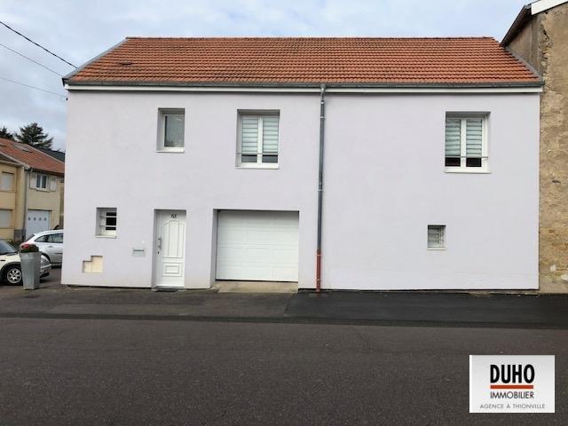 Maison jumelée à vendre F3 à Thionville