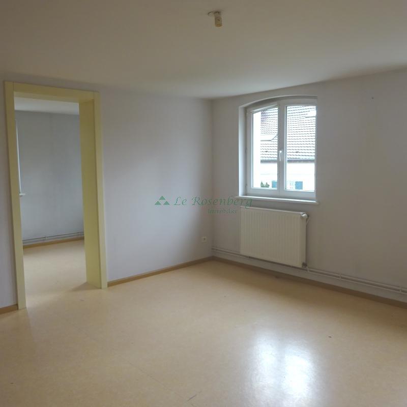 Appartement à louer F3 à Attenschwiller