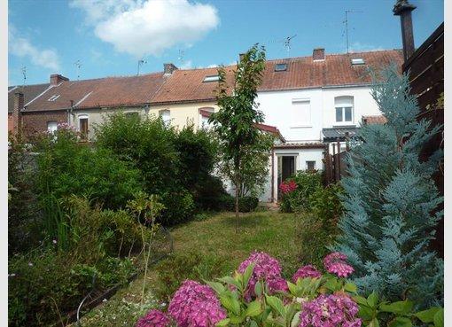 Vente maison 5 pi ces saint saulve nord r f 4885543 for Piscine st saulve