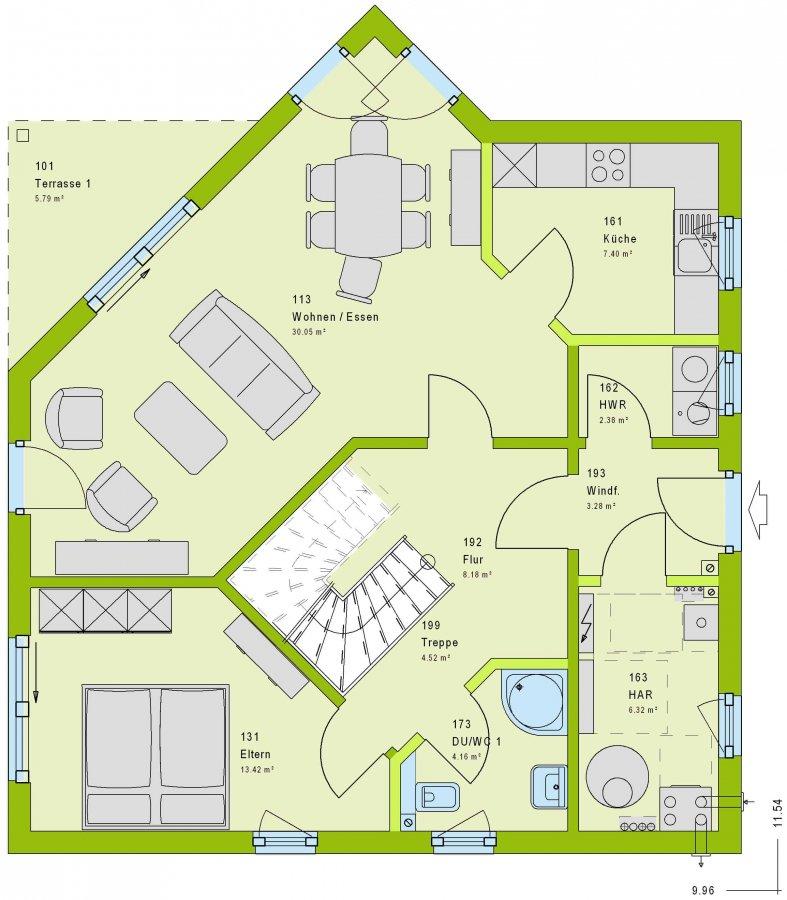 haus kaufen 5 zimmer 156 m² riveris foto 7