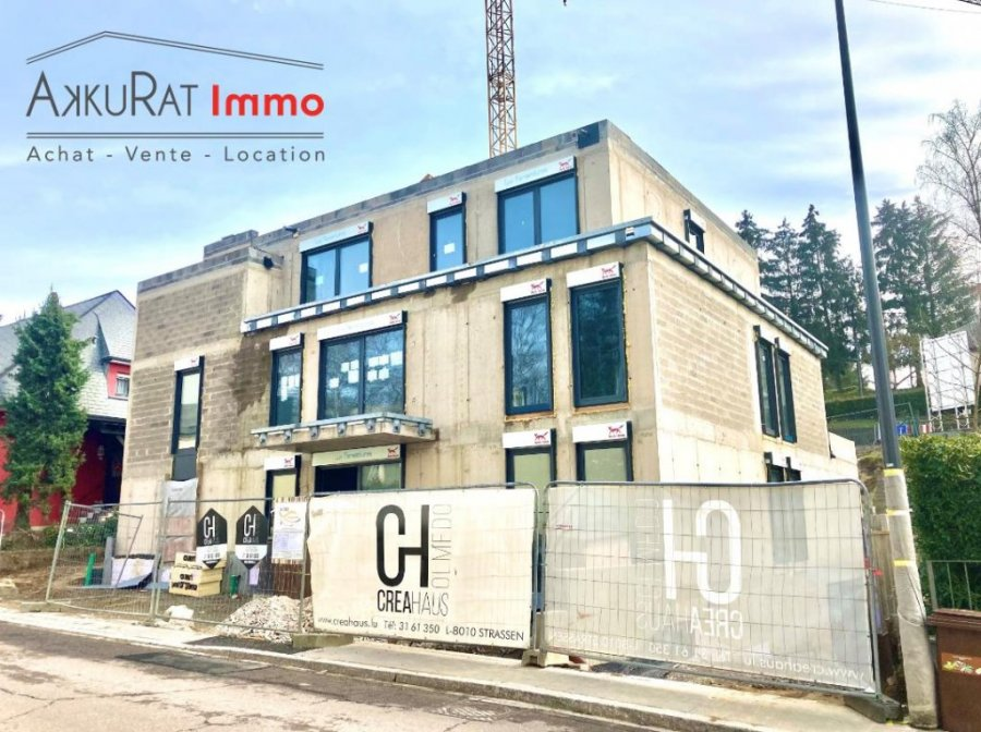 acheter appartement 3 chambres 121.18 m² luxembourg photo 1