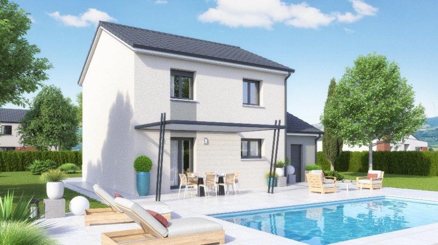 acheter maison 5 pièces 100 m² pontoy photo 1