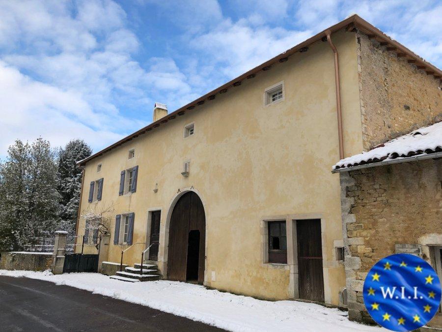 acheter maison 7 pièces 200 m² gélaucourt photo 1