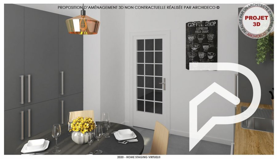house for buy 4 rooms 100 m² labry photo 3