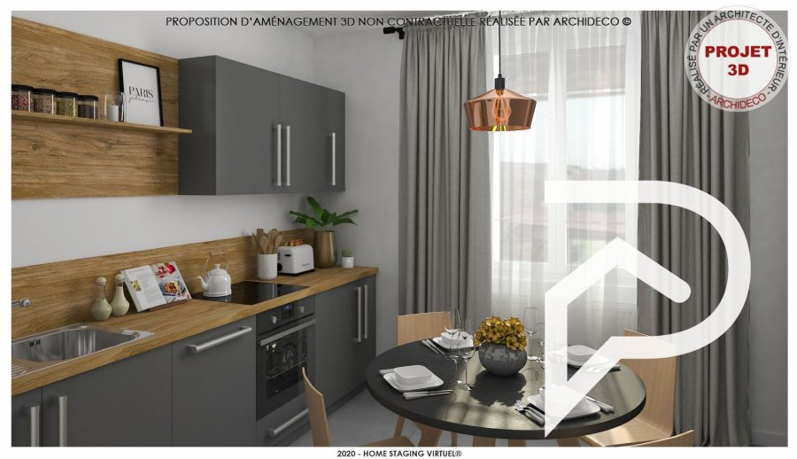 house for buy 4 rooms 100 m² labry photo 2