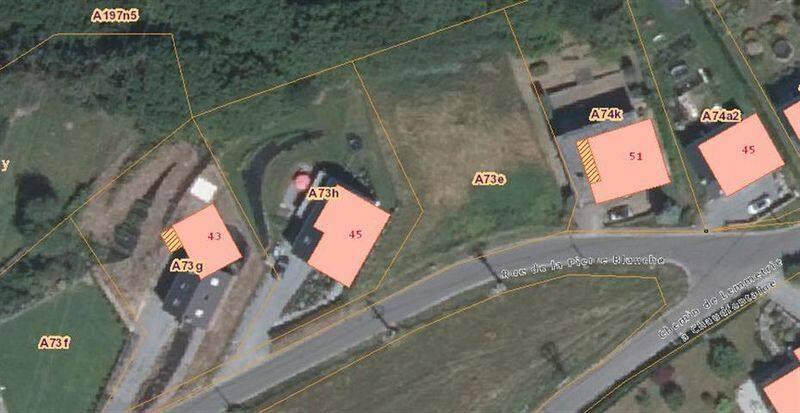 acheter terrain constructible 0 pièce 1237 m² chaudfontaine photo 4