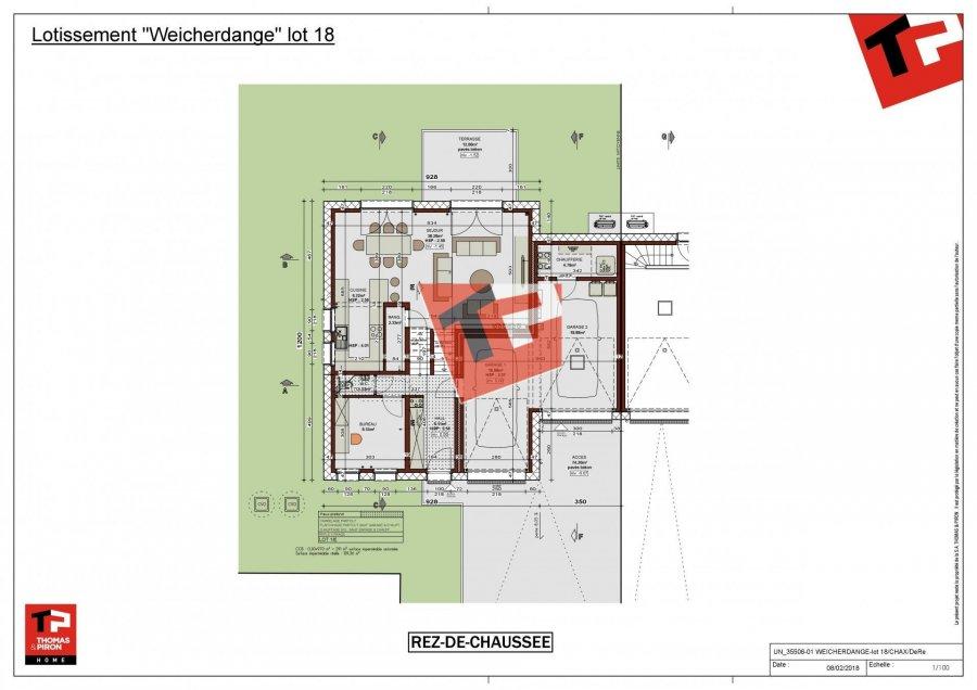 acheter maison 4 chambres 150 m² weicherdange photo 3
