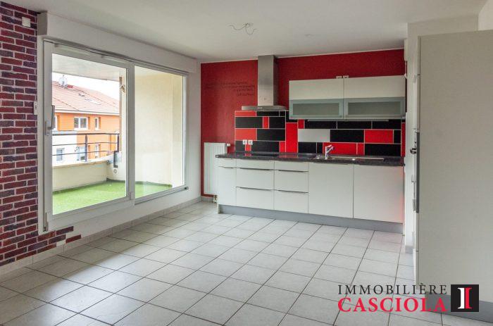 acheter appartement 3 pièces 70 m² woippy photo 2