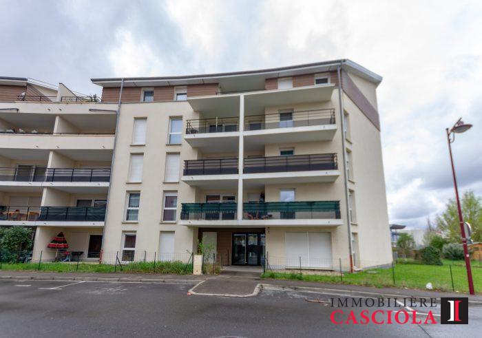 acheter appartement 3 pièces 70 m² woippy photo 6