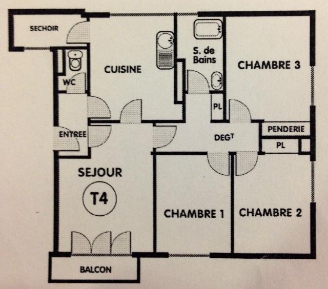 louer appartement 4 pièces 70 m² baccarat photo 2