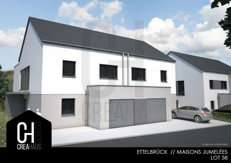 detached house for buy 3 bedrooms 130 m² ettelbruck photo 2