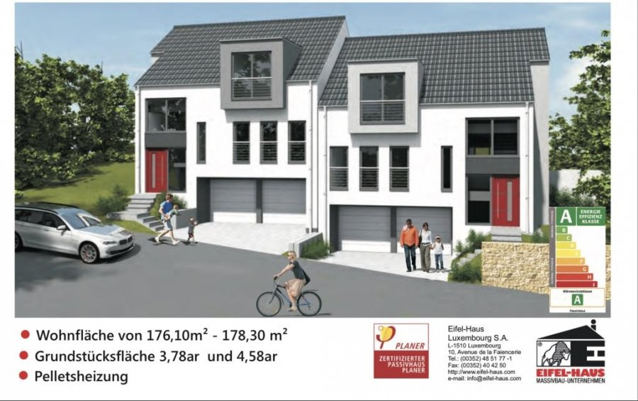 detached house for buy 3 bedrooms 176 m² beaufort photo 1