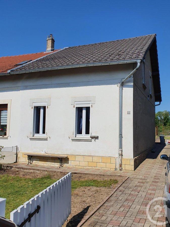 Maison à vendre F4 à Hettange grande