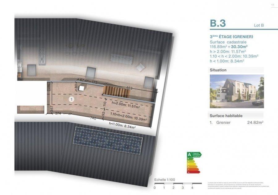 acheter duplex 2 chambres 112.8 m² luxembourg photo 4