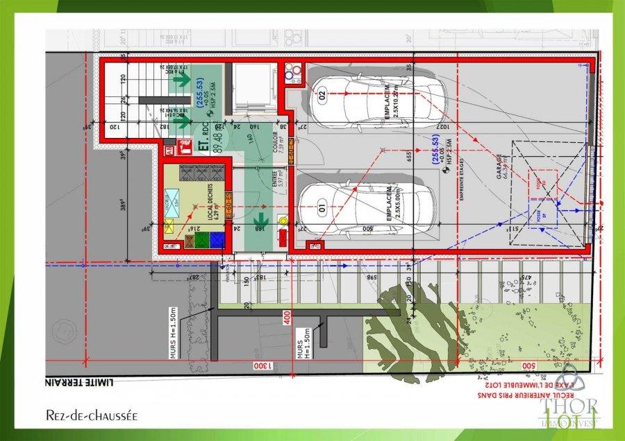 acheter duplex 4 chambres 127.31 m² luxembourg photo 5