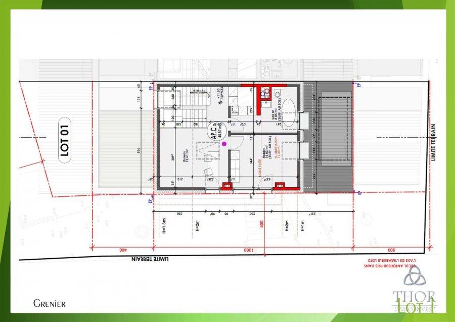 acheter duplex 4 chambres 127.31 m² luxembourg photo 4